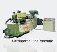 Corrugated Pipe Plant