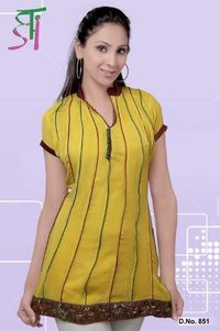 Womens Trendy Design Kurtis