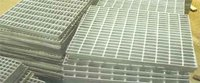Galvanized Steel Industrial Gratings