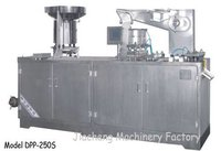 Dpp-250s Flat-Plate Type Al-Plastic And Al-Al Blister Packing Machine