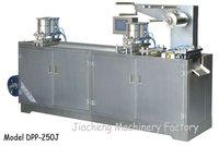 DPP-250J Flat-plate Type Al-plastic and Al-Al Blister Packing Machine