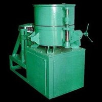 Heavy Duty Agglomerator Bottom Fitting Machine