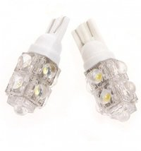 T10 9Flux Car LED Lights