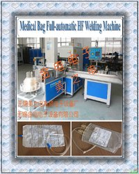 Medical Bags Full-Automatic Welding Machine