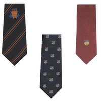 Sleek Logo Ties