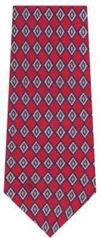 Woven Silk Sleek Ties