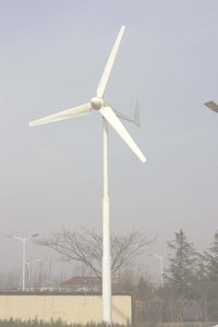 Horizontal Axis Wind Generators