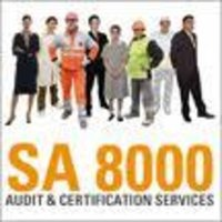 Sa-8000 Certification Consultants