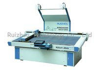 Vibrating Blade Cnc Leather Cutting Machine (Rzcut-2510)