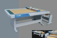Garment And Footwear Paper Pattern Cutting Machine (Rzcam-1209af)