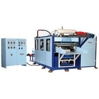 Double Cam Thermoforming Machine