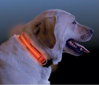 LED Flash Light Dog Collar