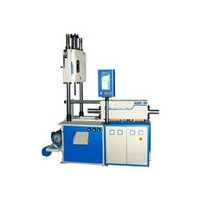 Vertical Semi Auto Injection Moulding Machine