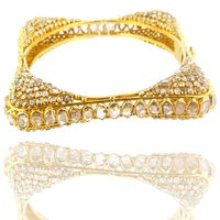Square Shape Bangles