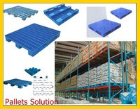 Packing Plastic Pallets
