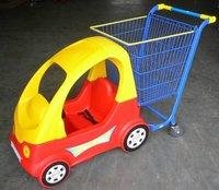 Supermarket Children Trolley