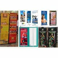 Event, Promotions And Retails Banner Stand