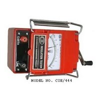 Insulation Tester (Metal Body)