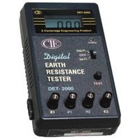 Digital Earth Tester