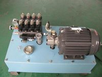 Hydraulic Cylinder Station