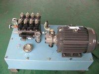 Hydraulic Cylinder Station