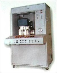 Integrated Tube Component Testing And Yamming Machine