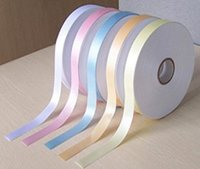 Woven Edge Printing Label Tape