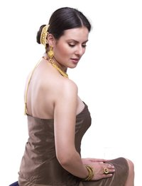 Ladies Gold Jewellery