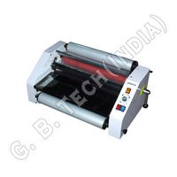 Roll To Roll Hot And Cold Lamination Machines