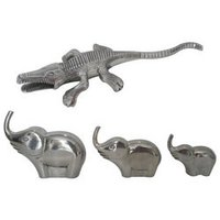 Metal Animal Figures