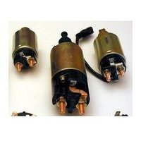 Self Starter Solenoid Switches