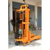 Hydraulic Fork Lift Telescope