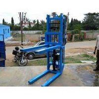 Hydraulic Fork Lift