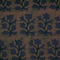 Elegant Block Batik Print Fabric