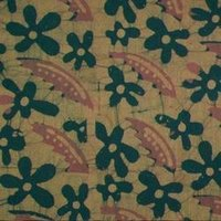 Designer Block Print Fabric