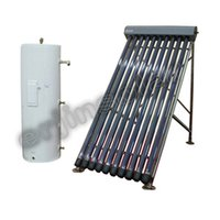 Heat Pipe Solar Collector [Aluminum]