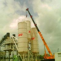 Silo for RMX Batching Plants