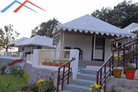 Fully Furnished Decorative Luxury Tents