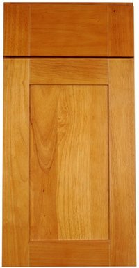 11-02 Solid Oak Shaker Door