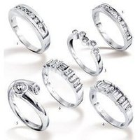 Ladies Diamond Rings