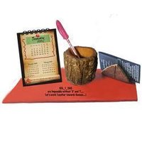 Tree Pen Stand & Card Holder