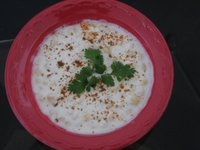 Chaat And Raita Masala