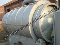 Industrial Waste Tyre Pirolysis Plant