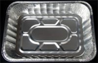 Rectangular Roaster Aluminium Containers