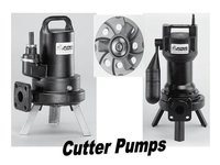 Submersible Sewage Cutter Pumps