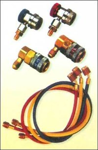 Charging Hoses And Couplers
