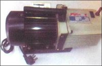 High Vacuum Pumps (Ftdc 100)