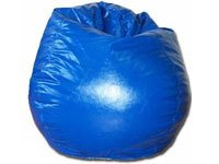 Blue Color Bean Bags