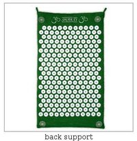Back Support Acupressure Mat