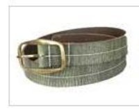 Fashionable Leather Belts
